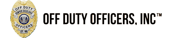 Off Duty Officers - Citytroops